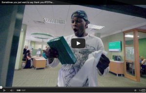 TD Bank-surprise