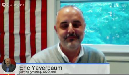 Eric Yaverbaum Interview
