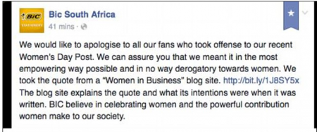 Deleted-Bic-Pen-Womens-Day-apology