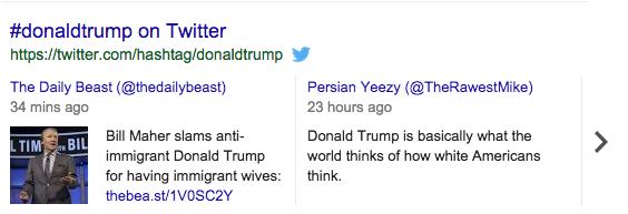 #Trump-Tweets