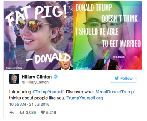Hillary-Funny-Trump-Tweet