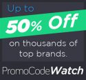 PromoCodeWatch – Online Coupons, Promo Codes and Discounts.