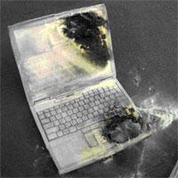 Dell Recalls 4 1 Million Lithium Batteries  Dell Blog is Mute