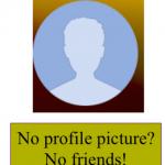 No profile photo
