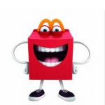 McDonald's Scary Mascot