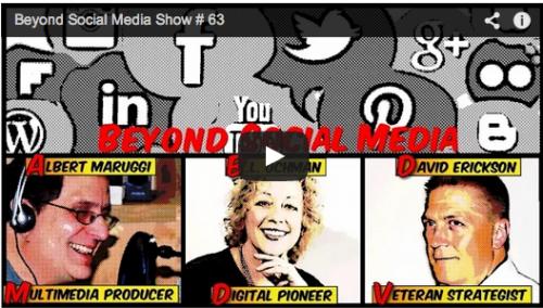 Beyond Social Media Show 63