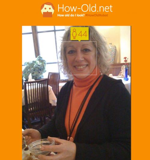 BL Ochman on HowOld App