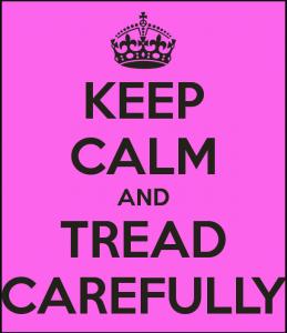 Keep calm and tread carefully with DoFollow links