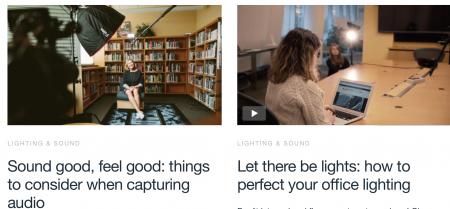 Vimeo video tips